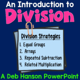 Introduction to Division Strategies PowerPoint