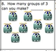 Introduction to Division Math Worksheet