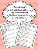 Introduction to Double Digit Addition & Subtraction with M