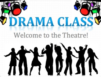 Introduction to Drama Class - 3 Rules for Success