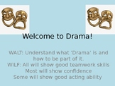 Introduction to Drama Lesson 1 (Y7)