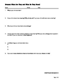 Introduction to Dreams Handout