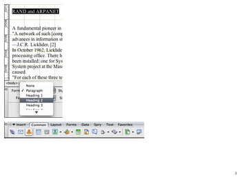 Introduction to Dreamweaver Lesson