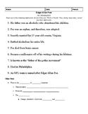 Introduction to E.A. Poe