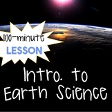 Introduction to Earth Science--2-Day Lesson