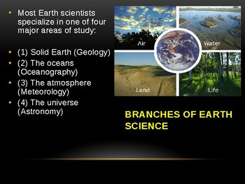 Introduction to Earth Science & General Science Notes