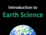 Introduction to Earth Science PowerPoint