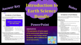 Introduction to Earth Science Unit Packet & Smart Notebook Key
