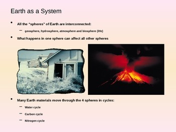 Introduction to Earth Science and The Scientific Method