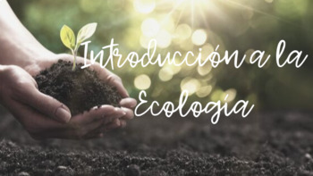 Introduction to Ecology (Spanish)