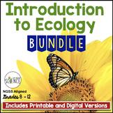 Ecology: Introduction to Ecology Bundle