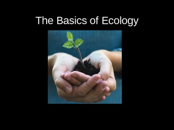 Introduction to Ecology Power Point