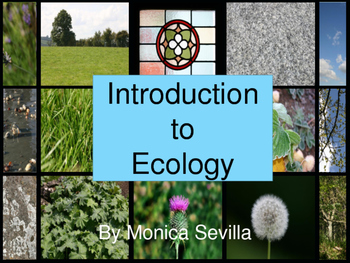 Introduction to Ecology eBook