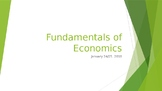PowerPoint: Introduction to Economics