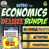 Introduction to Economics | Distance Learning | Deluxe Bundle