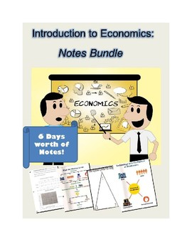 Introduction to Economics Notes