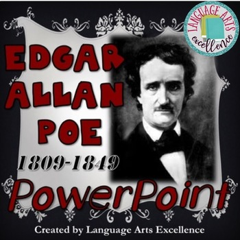 Intro to Edgar Allan Poe PowerPoint