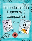 Introduction to Elements and Compounds {Reading Passage, N