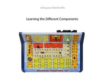 Introduction to Elenco 130 Playground Electric Kit