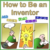 Back to School:  Introduction to Inventions and Engineering  - A STEM Activity