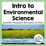 Introduction to Environmental Science Lesson Bundle