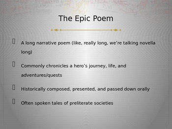 Introduction to Epics PPT
