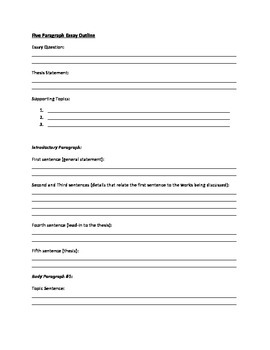 Introduction to Essay Writing (Package)