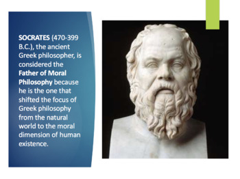 Introduction to Ethics (Moral Philosophy)