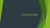 Introduction to Evolution PowerPoint