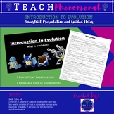 Introduction to Evolution Powerpoint Presentation