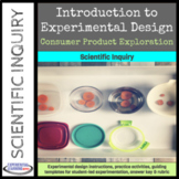 Introduction to Experimental Design: Consumer Product Inve