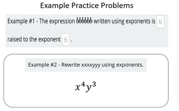 Introduction to Exponents - PowerPoint Lesson and Printables!