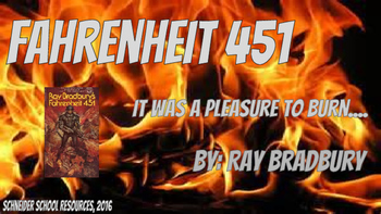 Introduction to Fahrenheit 451 and Dystopian Literature