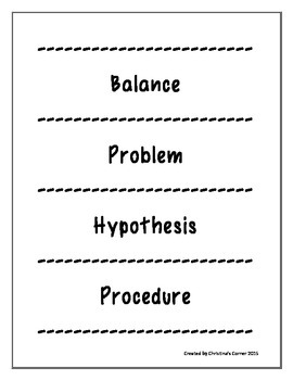 Introduction to Fifth Grade Science Vocabulary