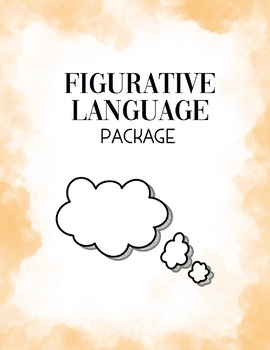 Introduction to Figurative Language