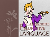 Introduction to Figurative Language- Notes, Powerpoint, &