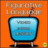 Figurative Language Introduction Lesson
