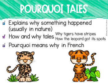 Introduction to Folktales PowerPoint and Brochure