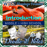 Introduction to Forensic Science Doodle-it! Notes