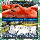 Introduction to Forensics Activity Collection GROWING BUNDLE