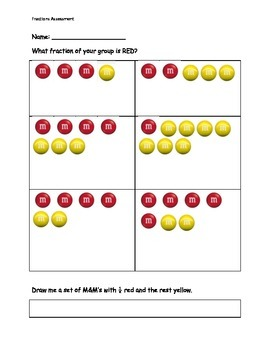 Introduction to Fraction Assessment
