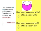 Introduction to Fractions!