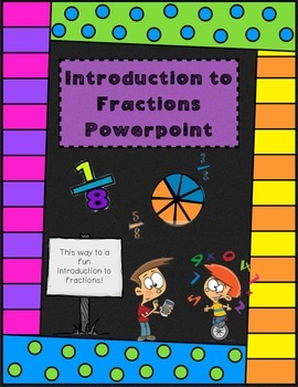 Fractions Powepoint
