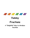 Introduction to Fractions-An Editable Activity