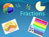 Introduction to Fractions For Elementary Students