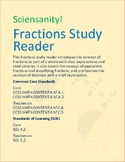 Introduction to Fractions Study Reader