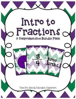 Introduction to Fractions Unit