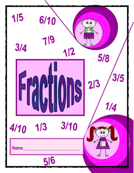 Introduction to Fractions Worksheets