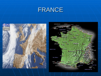 Introduction to France Power Point