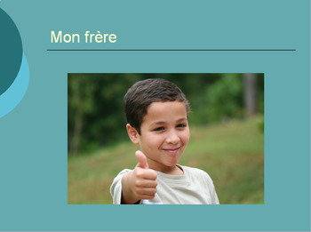 Lesson Bundle: Introduction to French Adjective Agreement